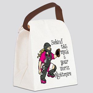 NIGHTMARE Canvas Lunch Bag
