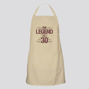 Men's Funny 30th Birthday Apron