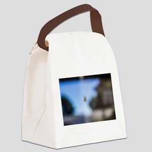 Itsy Spider I Canvas Lunch Bag