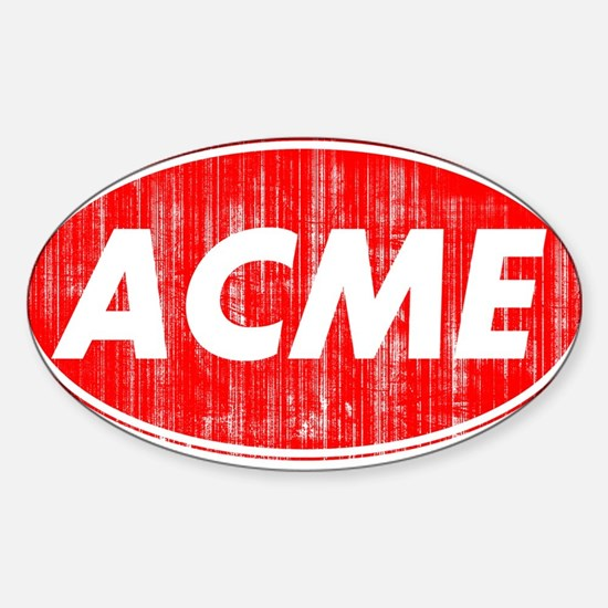 ACME Decal