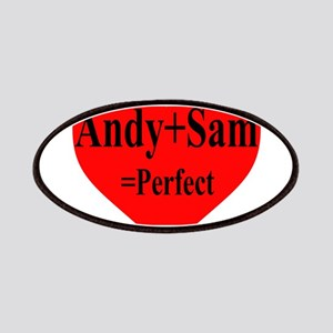 Andy & Sam Patch