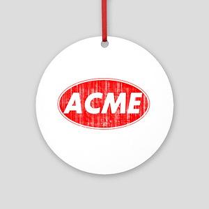 ACME Ornament (Round)