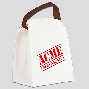 ACME Survival Kit Canvas Lunch Bag