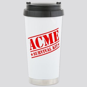 ACME Survival Kit Stainless Steel Travel Mug