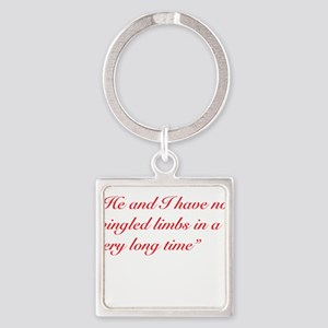 A Chloe Quote Keychains
