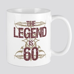 Men's Funny 60th Birthday Mugs