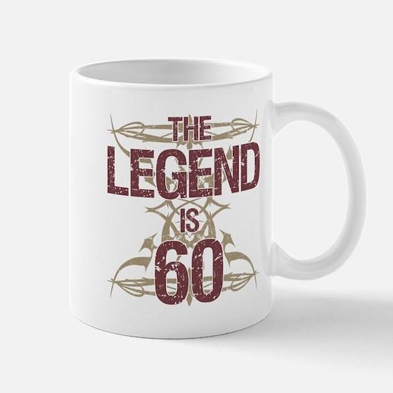 Men's Funny 60th Birthday Mugs