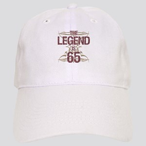 Men's Funny 65th Birthday Cap