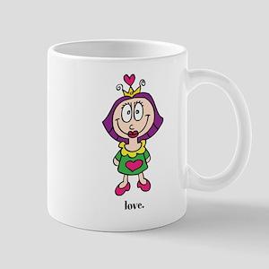 Funny Valentine Pri... Mugs