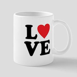 Funny Valentine LOV... Mugs