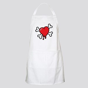 Funny Valentine Red... Apron