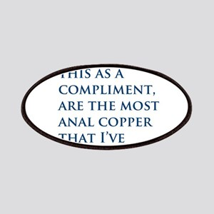 An Oliver Quote Patch