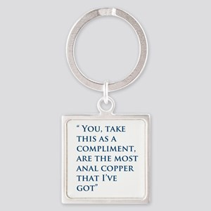 An Oliver Quote Keychains