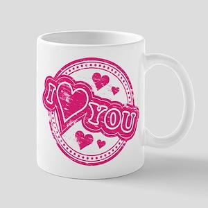 Funny Valentine I L... Mugs
