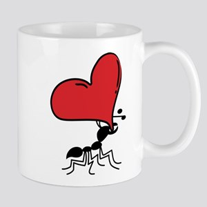 Funny Valentine Ant... Mugs