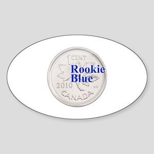 Rookie Blue Copper Sticker