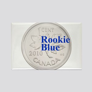 Rookie Blue Copper Magnets