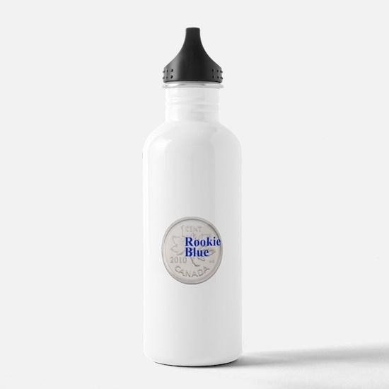 Rookie Blue Copper Water Bottle