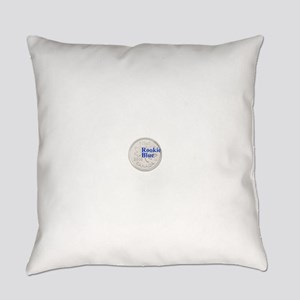 Rookie Blue Copper Everyday Pillow