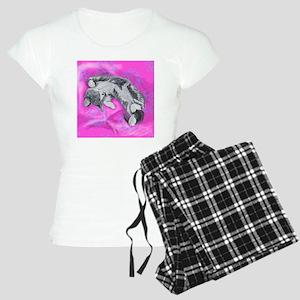 Arnold Rides a Magic School Women's Light Pajamas