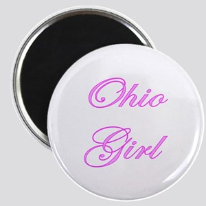 Ohio Girl Magnet