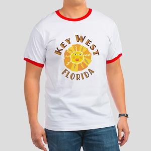 Key West Sun -  Ringer T