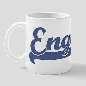English (sport-blue) Mug