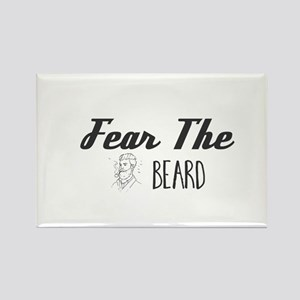 Fear The Beard Magnets
