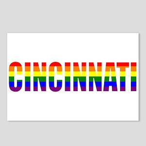Cincinnati Pride Postcards (Package of 8)