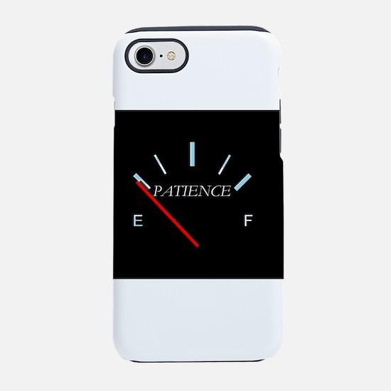 patience iPhone 8/7 Tough Case