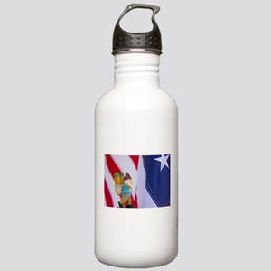 Gnome America Stainless Water Bottle 1.0L
