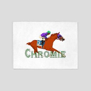 Be a California Chrome Chromie 5'x7'Area Rug