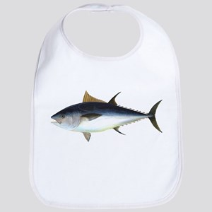 Bluefin Tuna illustration Bib