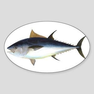 Bluefin Tuna illustration Sticker