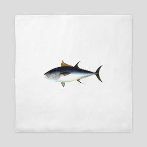 Bluefin Tuna illustration Queen Duvet