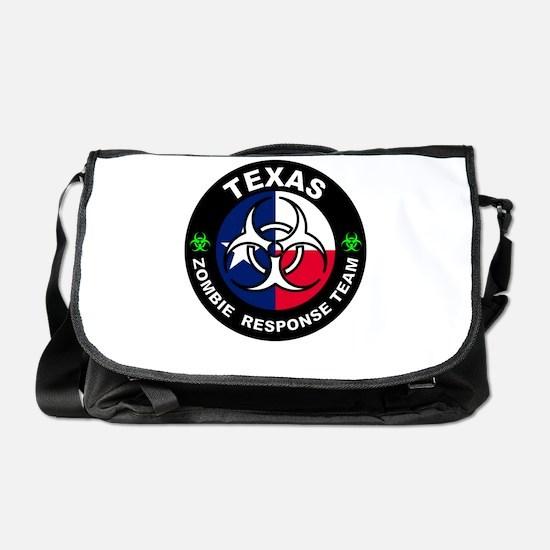 Unique Zombie Messenger Bag