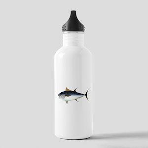 Bluefin Tuna illustrat Stainless Water Bottle 1.0L