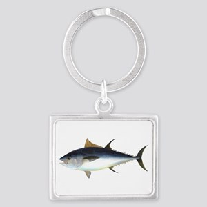 Bluefin Tuna illustration Keychains