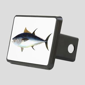 Bluefin Tuna illustration Rectangular Hitch Cover