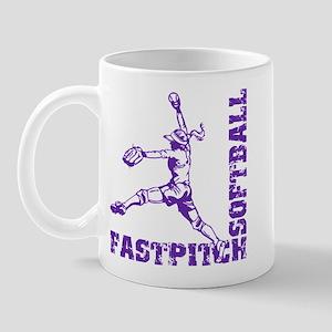 Fastpitch Corner Mug