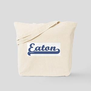 Eaton (sport-blue) Tote Bag