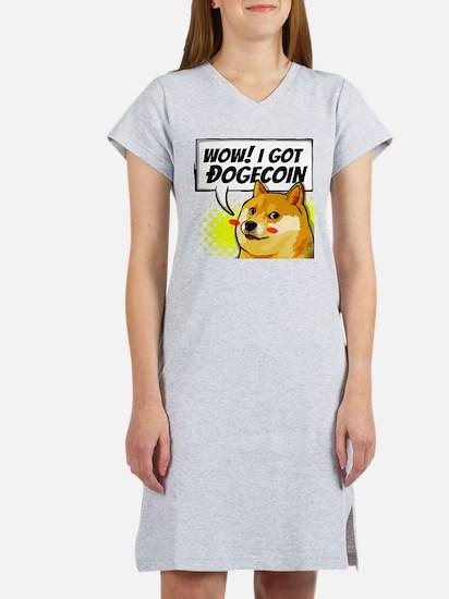 Got Dogecoin Women's Nightshirt