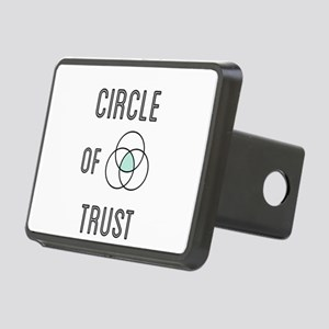 Circle of Trust Rectangular Hitch Cover