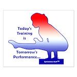Gymnastics Poster - Training