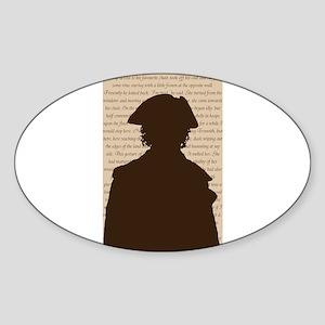 Poldark Sticker