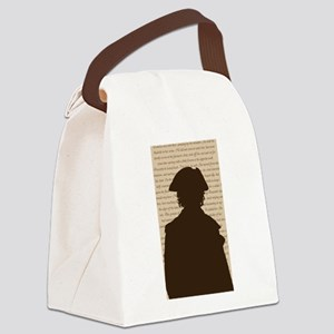 Poldark Canvas Lunch Bag