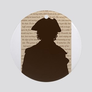 Poldark Ornament (Round)