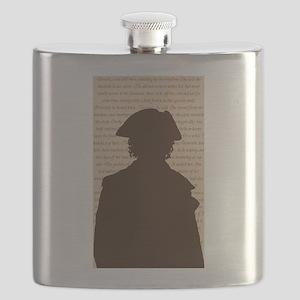 Poldark Flask