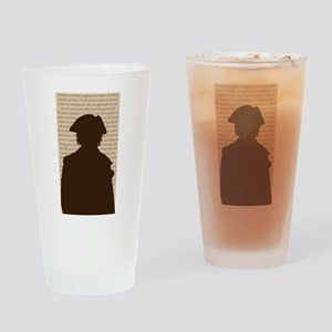 Poldark Drinking Glass