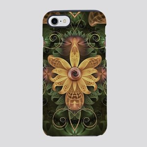 Beautiful Filigree Oxidized iPhone 8/7 Tough Case